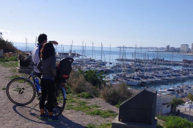 Cicloturismo en Alicante