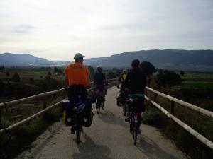alicante cicloturismo