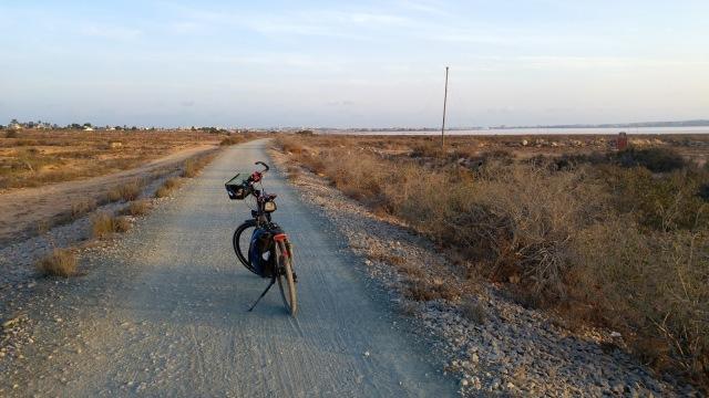 Guardamar - Torrevieja en bici