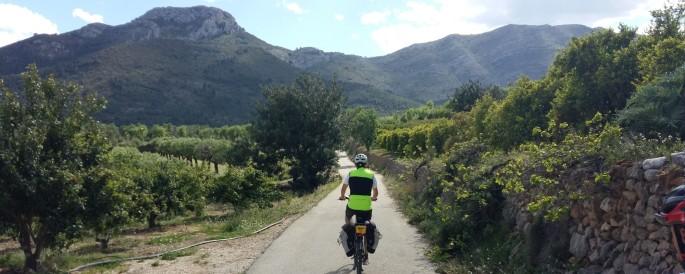 cicloturismo valencia