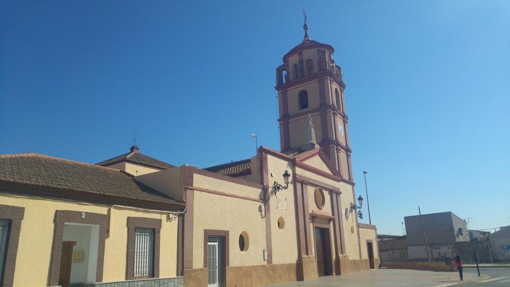 Templo Santa Florentina de La Palma