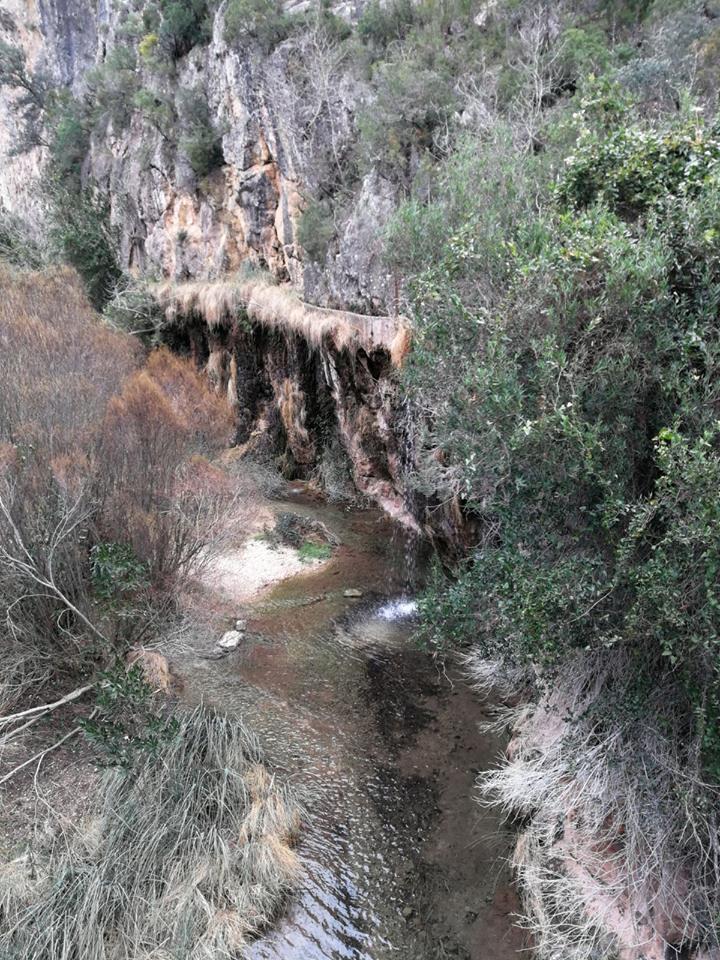 Pozas rio Mijares 2