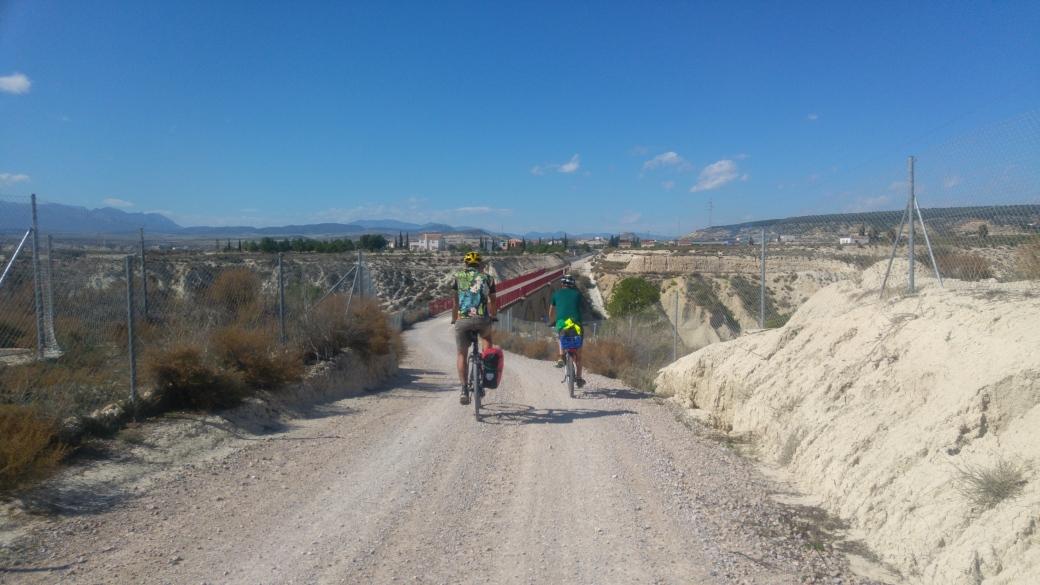 Foto 3 Puente sobre Cañada de los ojos