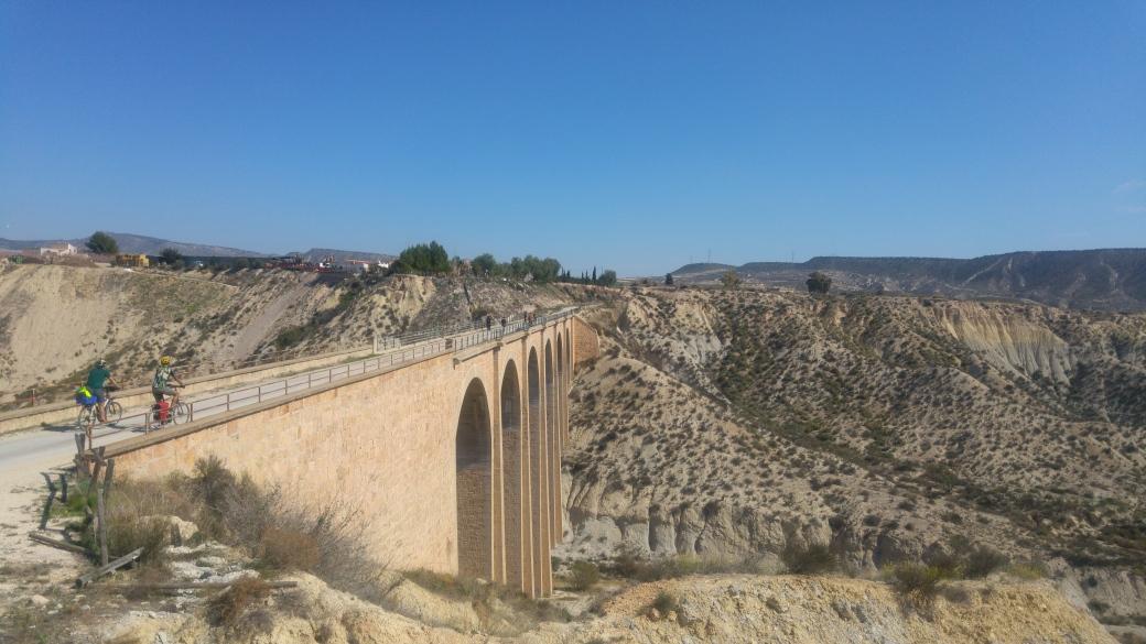 Foto 4 Puente del barranco del Carrizal