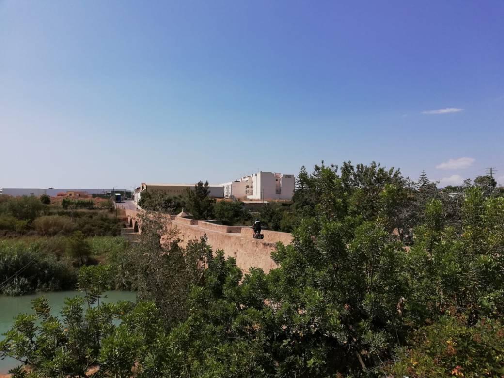 Foto 1 puente Santa Quiteria