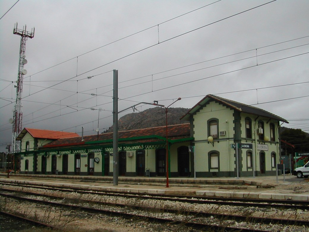 (26) Estación lado Alicante