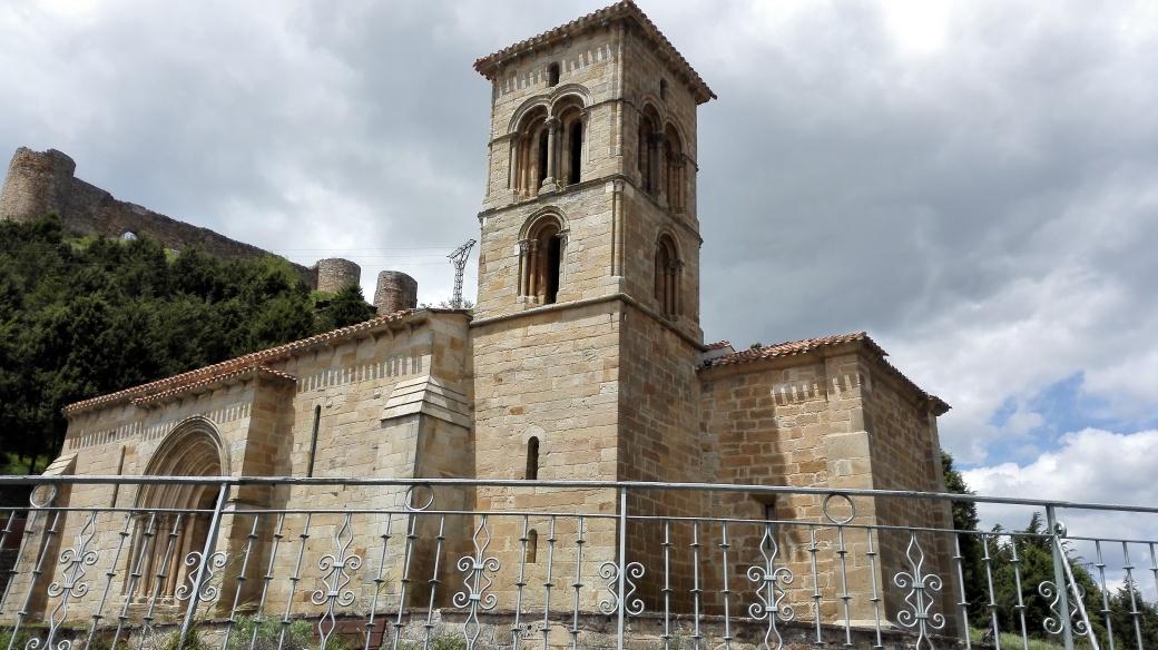 Iglesia Románica en Aguilar de Campoo
