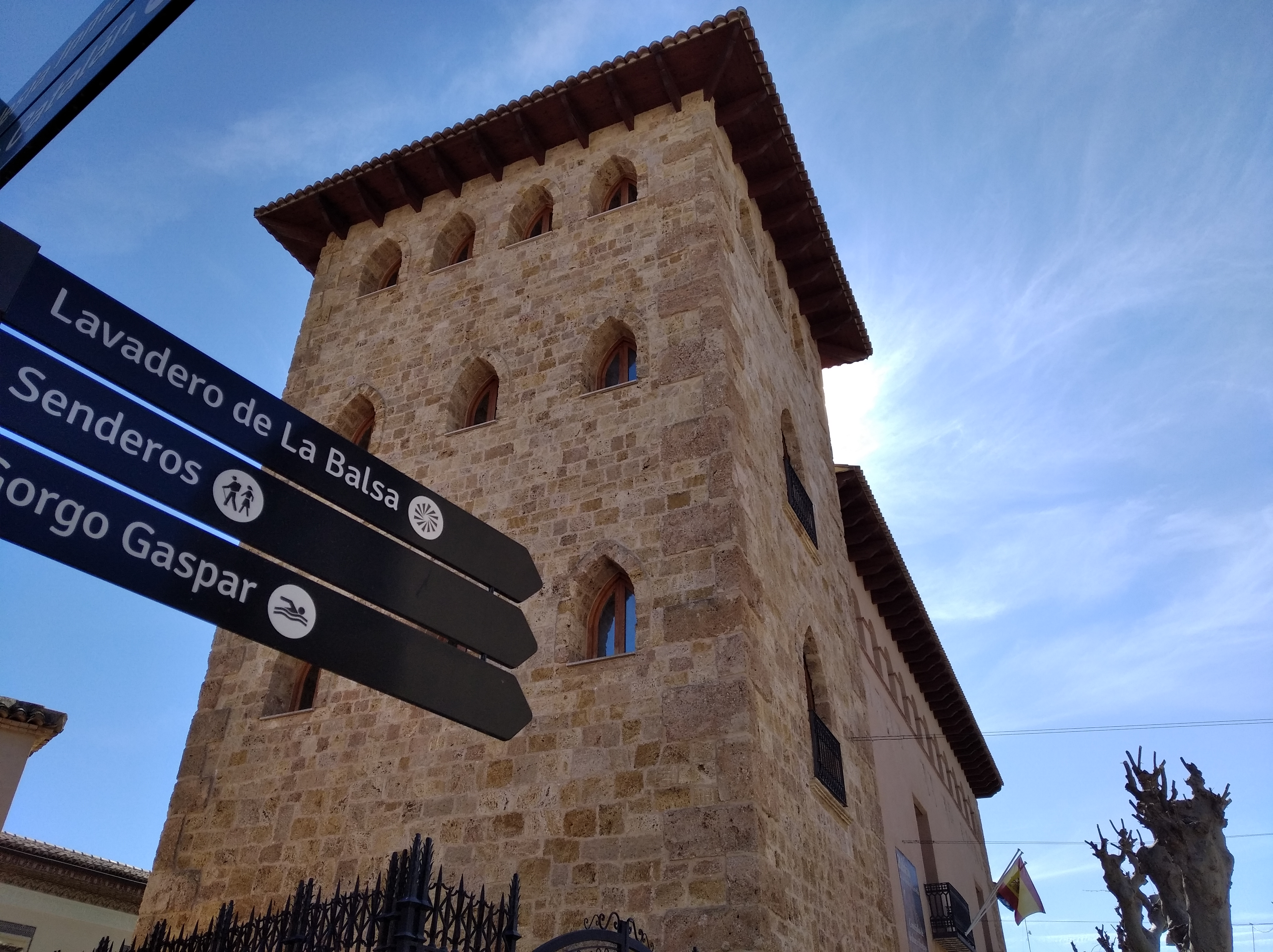 Palacio de los Condes de Cervellón (Anna)