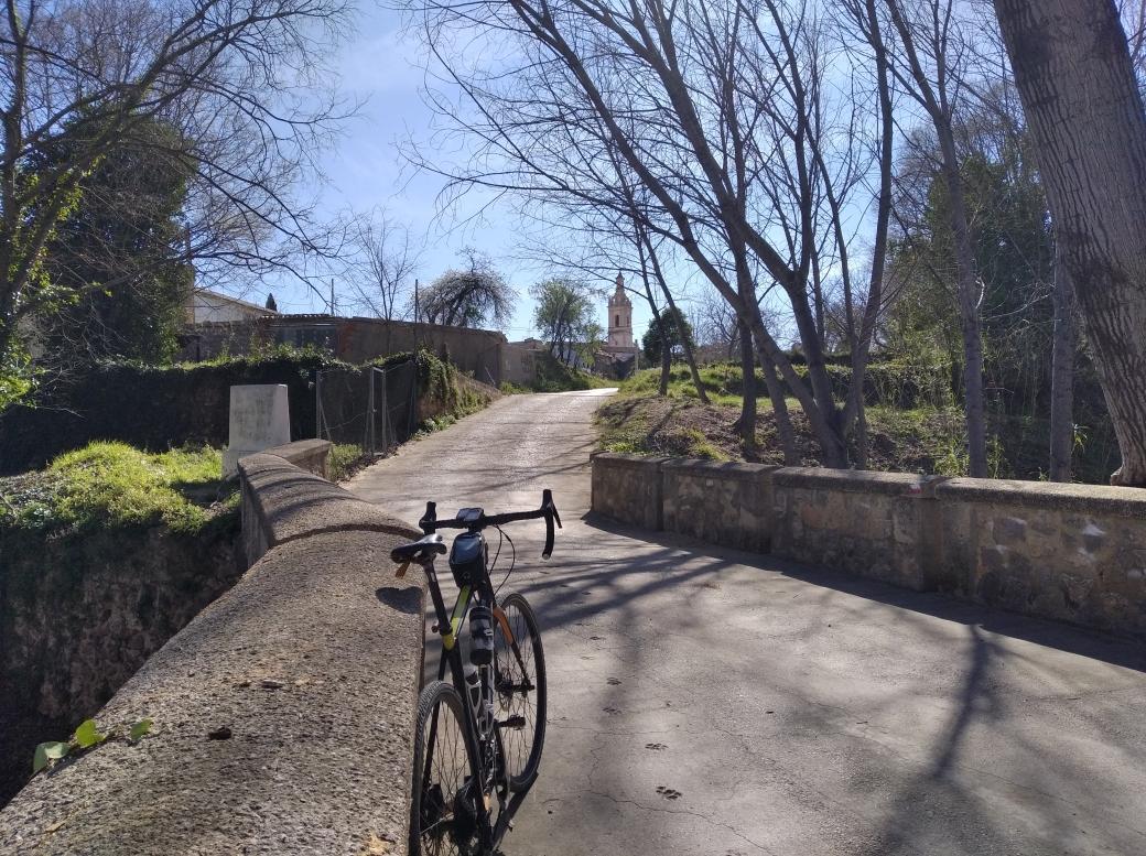 Puente cerca de Anna